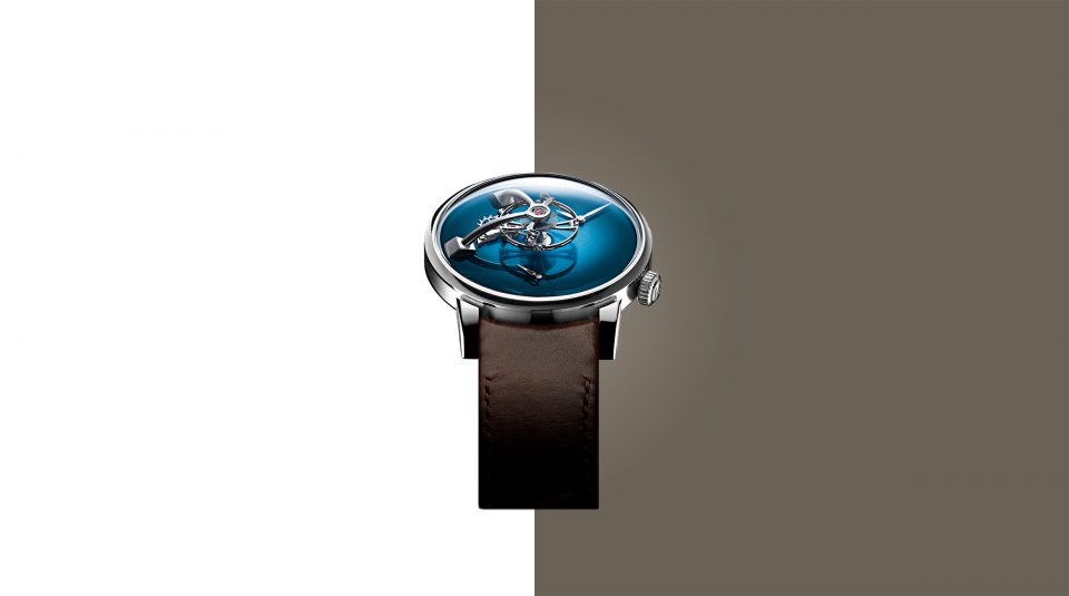 MB&F × H. MOSER & CIE.
